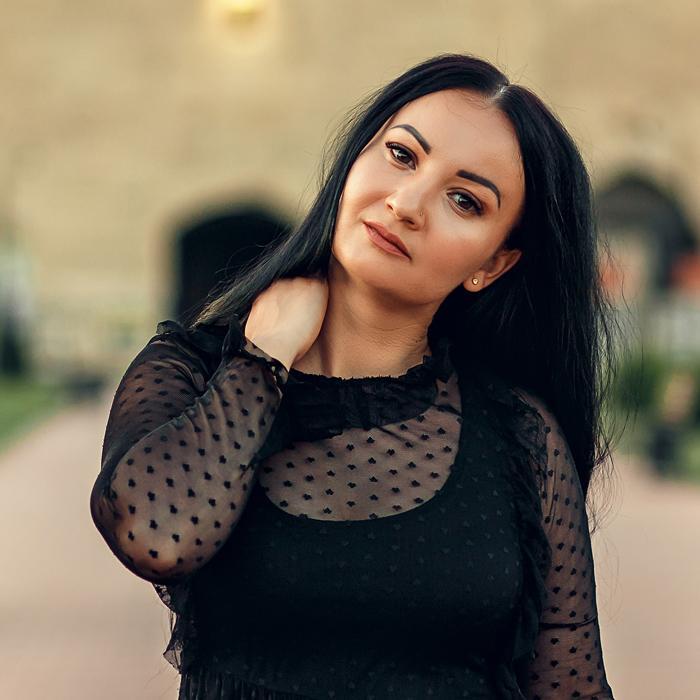 single bride Evghenia, 36 yrs.old from Benderi, Moldova