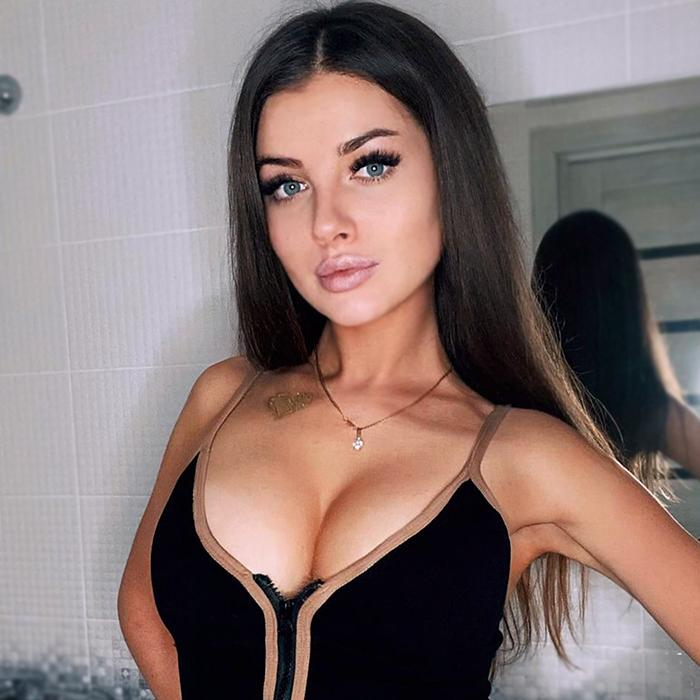 single lady Karina, 24 yrs.old from Moscow, Russia