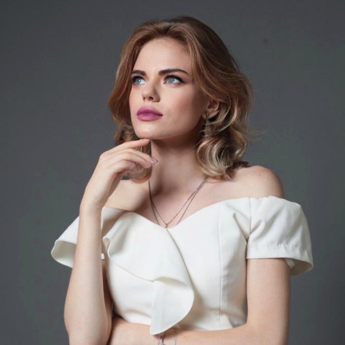 Hot lady Ludmila, 21 yrs.old from Simferopol, Russia
