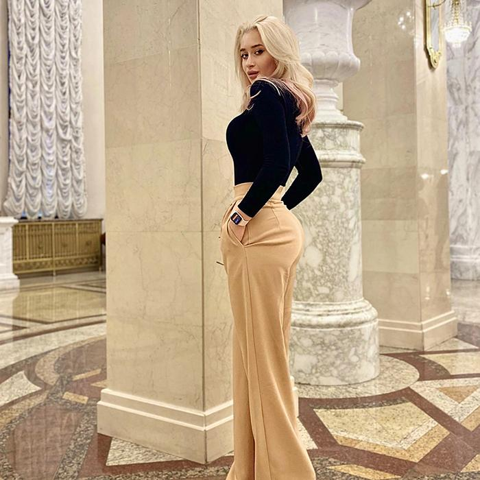 Gorgeous wife Angelina, 22 yrs.old from Minsk, Belarus