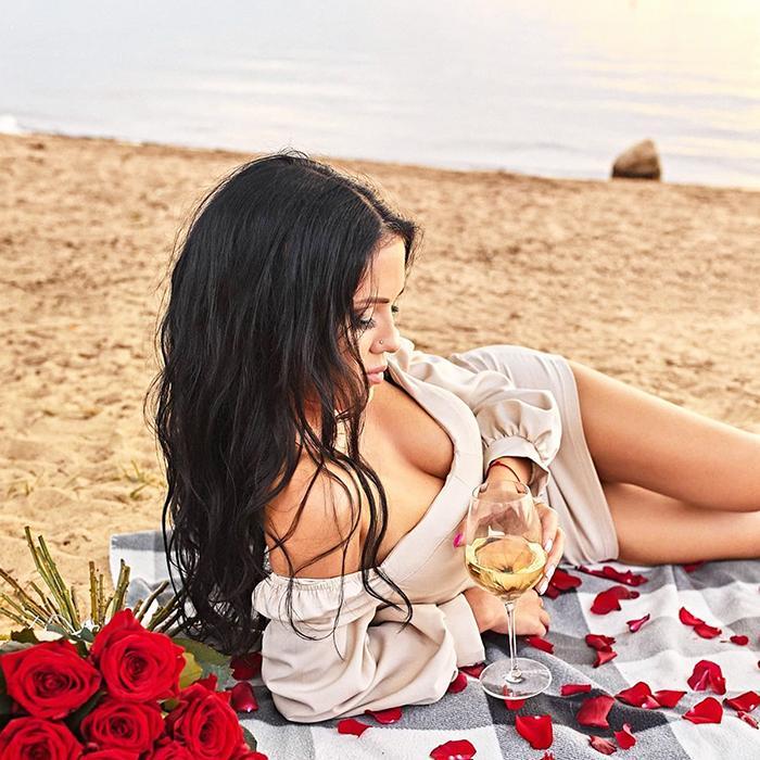 Single lady Kristina, 31 yrs.old from Minsk, Belarus