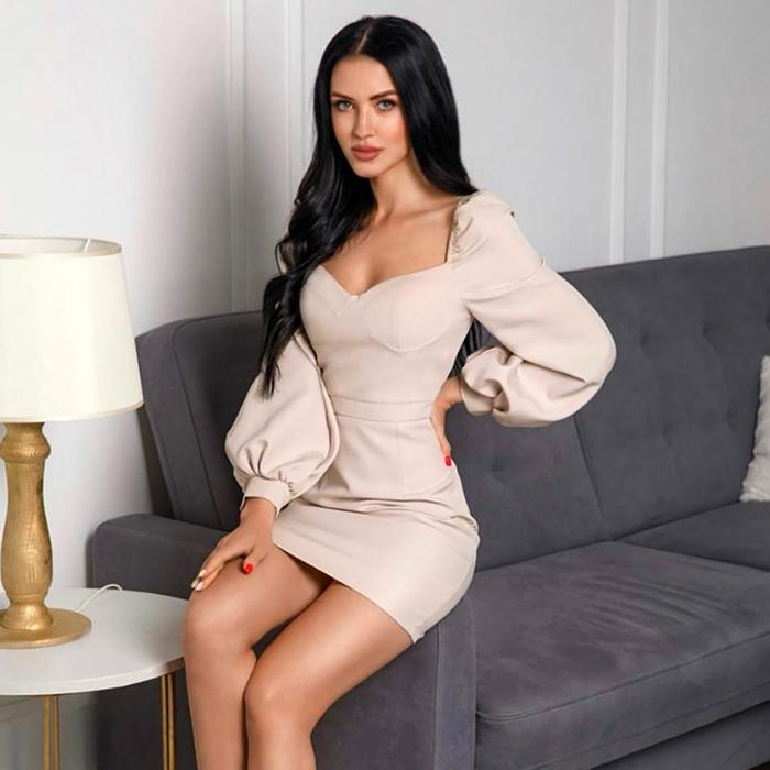 Charming miss Kristina, 31 yrs.old from Minsk, Belarus