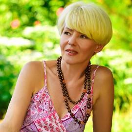 Amazing mail order bride Natalia, 61 yrs.old from Berdyansk, Ukraine