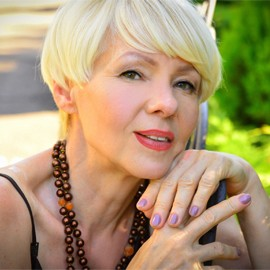 Single miss Natalia, 61 yrs.old from Berdyansk, Ukraine